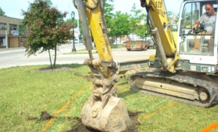excavation contractors Milwaukee